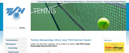 TVH-Tennis launch