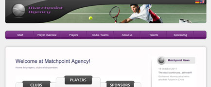 Matchpoint Agency launch