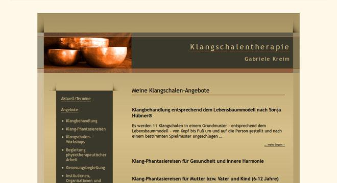 Gabriele Kreim launch