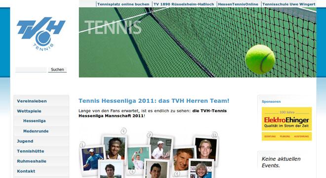 TVH-Tennis launch